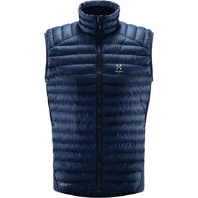 Haglöfs Essens Mimic bodywarmer Heren, tarn blue